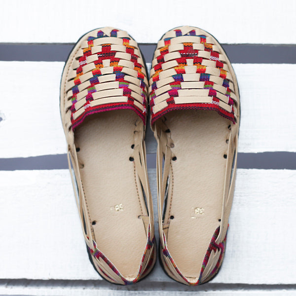 Looking for a pair of vegan leather shoes? Hiptipico offers sneakers, sandals, huaraches, and more in eco-friendly materials.