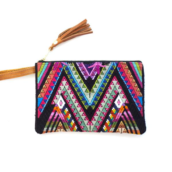 Wholesale: Wander Luxe Leather Wristlet