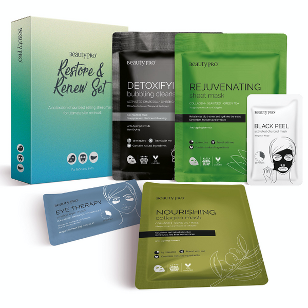 Beauty Pro Restore & Renew Set