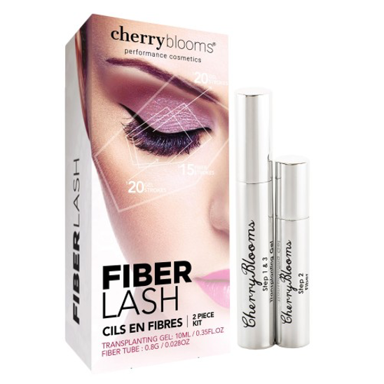 Cherry Blooms Fiber Eyelash Extension