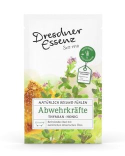 Dresdner Essenz Cold Relief Thyme & Honey