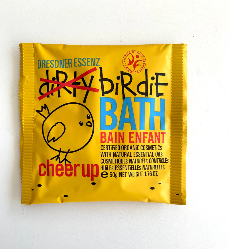 Dresdner Essenz Dirty Birdie Bath Cheer Up