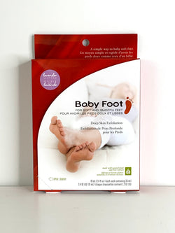 Baby Foot Original Baby Foot Peel