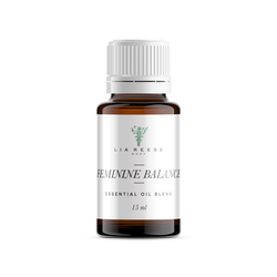 Feminine Balance Essential Oil Blend