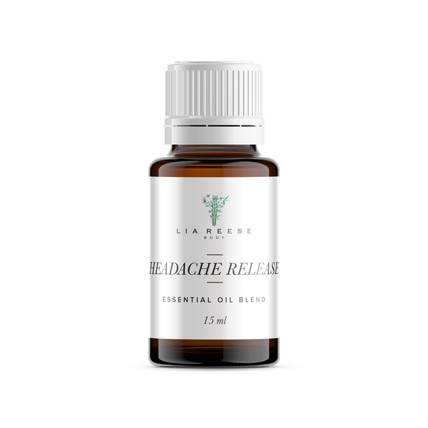 Headache Release Essential Oil Blend