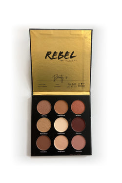 "GOLD ""Beauty Is"" Eyeshadow Palette"