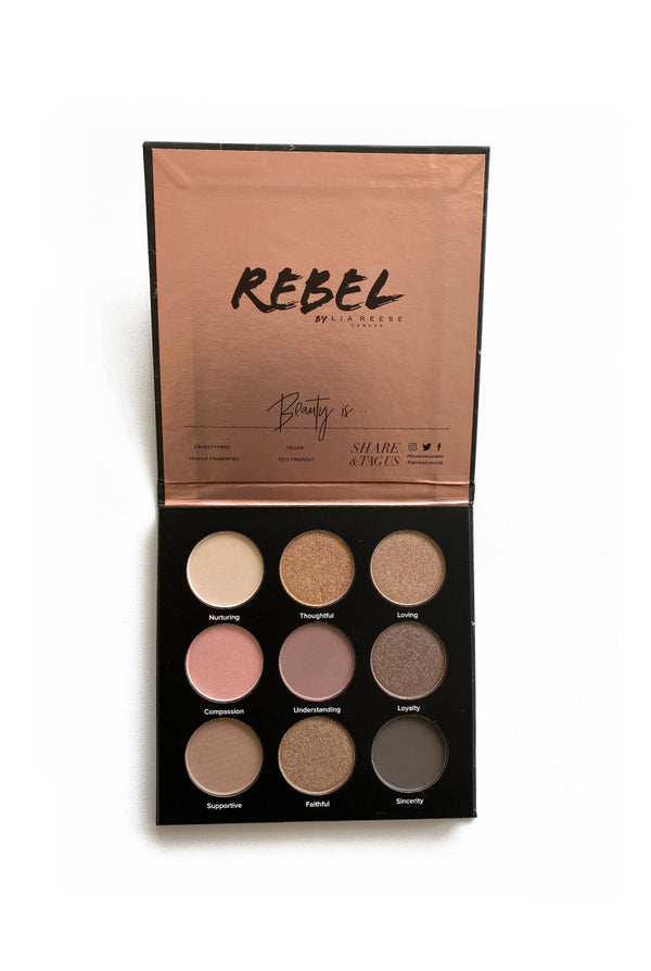 "ROSE ""Beauty Is"" Eyeshadow Palette"