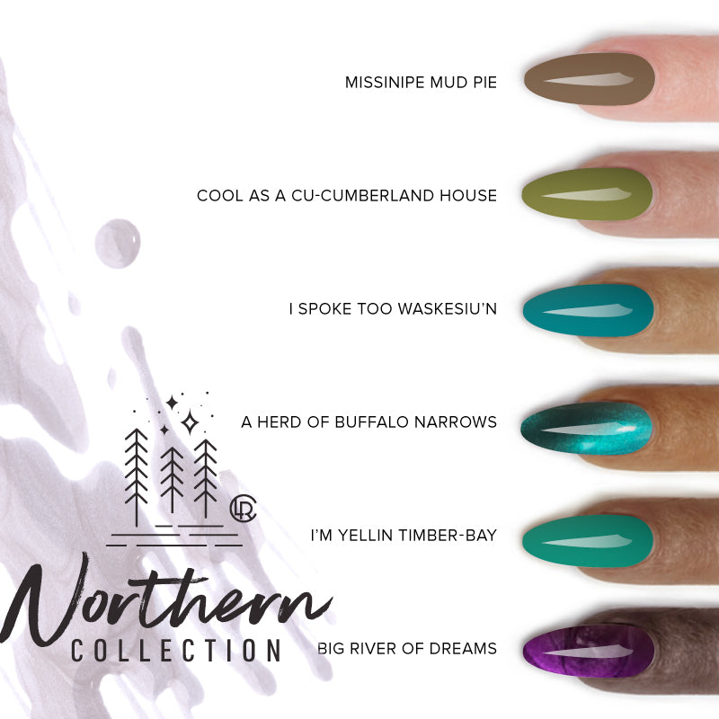 Northern Lacquer Collection