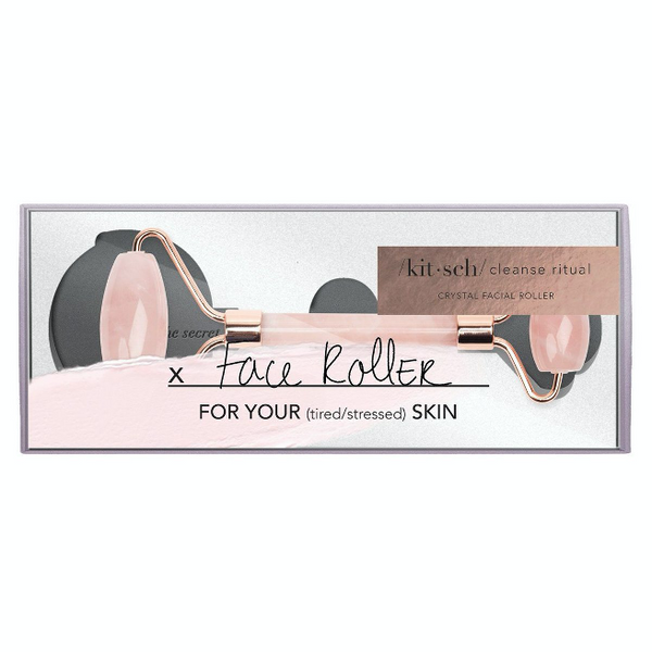 Kitsch Rose Quartz Facial Roller