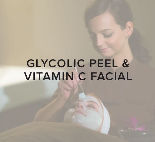 Glycolic Peel & Vitamin C Facial
