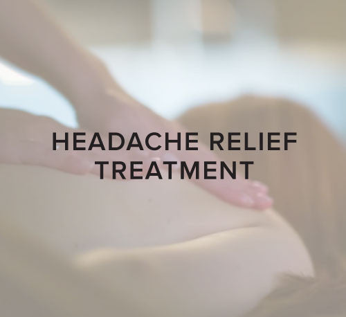 Headache Relief Treatment