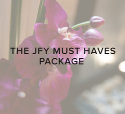 The JFY Must Haves Package