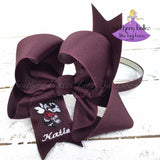 East Central Bow Headband