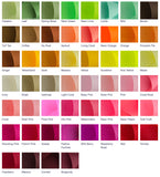 Color Swatch for Ribbon or Fabric Samples