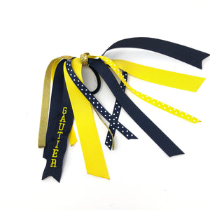 Gautier Ponytail Streamers