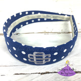 Ocean Springs Polka Dot Headband