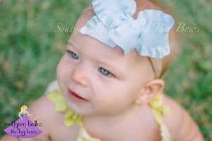 Small Bow on Headband for Baby