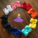 Hair Bow Gift Set for Girls