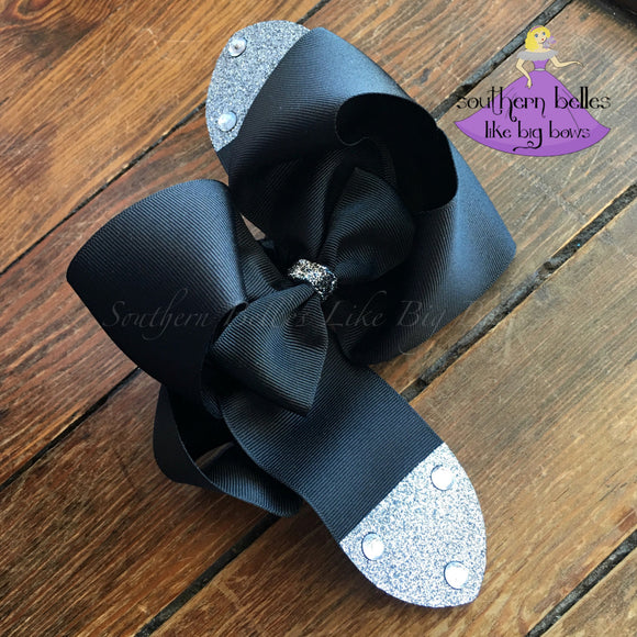Tap Shoes Bow