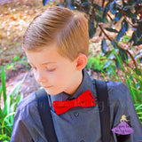Monogrammed Bow Tie