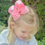 Pink Boutique Bow - Small to Medium
