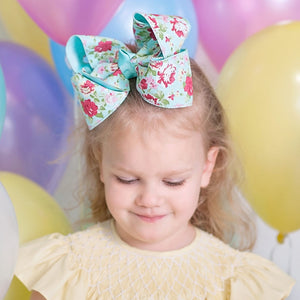 Easter Hair Bow - Large