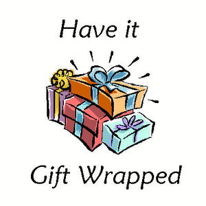 Have Your Order Gift Wrapped!