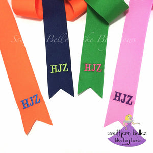 School Colors Ribbon