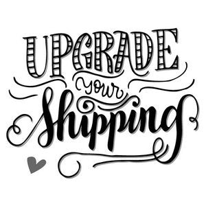 Upgrade Your Previously Purchased Shipping