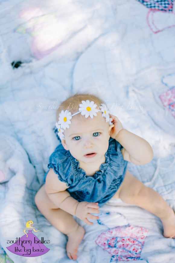 Flower Crown for Baby Girl