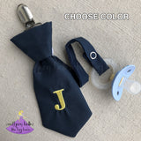 Personalized Pacifier Clip for Boy