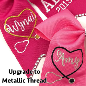 Upgrade Previously Purchased Item to Metallic Thread