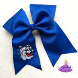 Royal Vancleave Cheer Bow