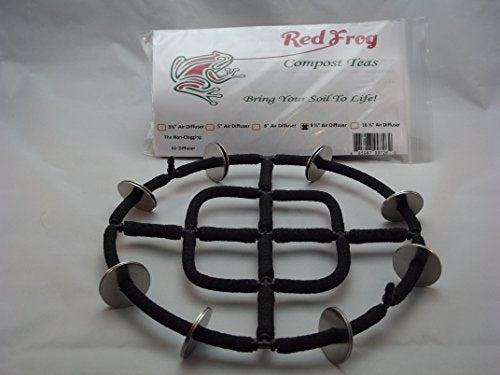 "1 Red Frog 9.5"" Aerator/Air Stone/Air Diffuser"