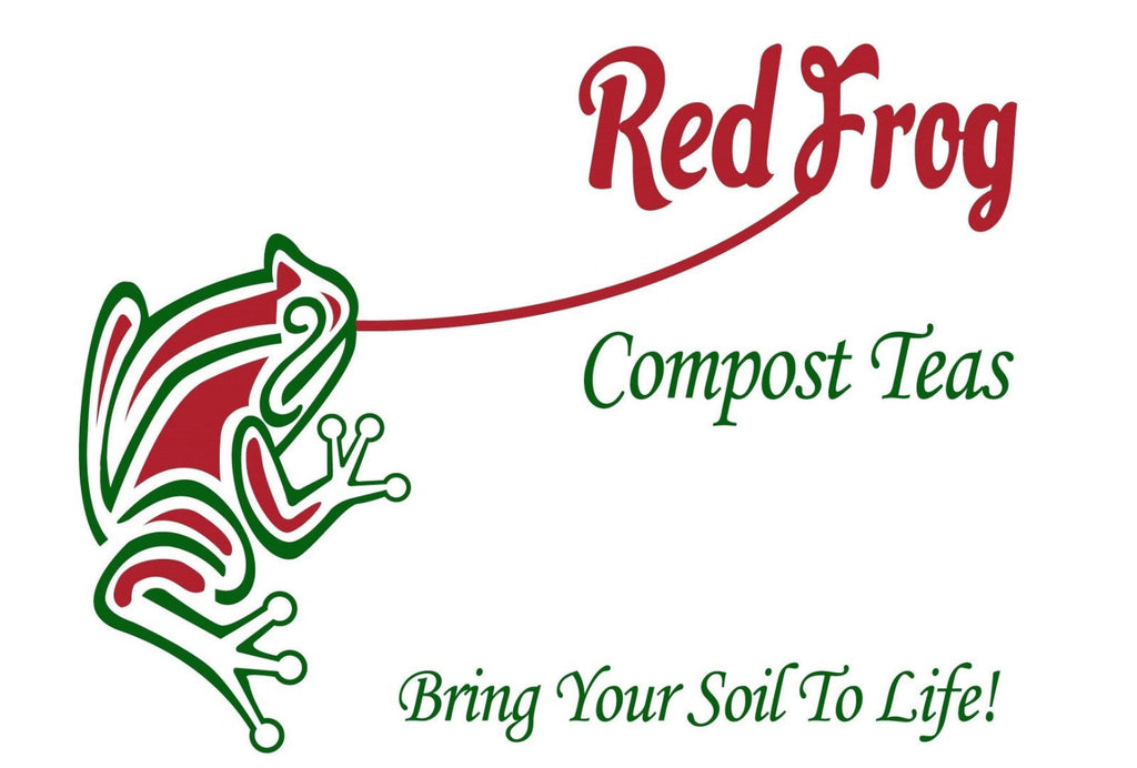 1 Bag 16 lbs of Red Frog Compost Teas Premium Blend Compost Tea