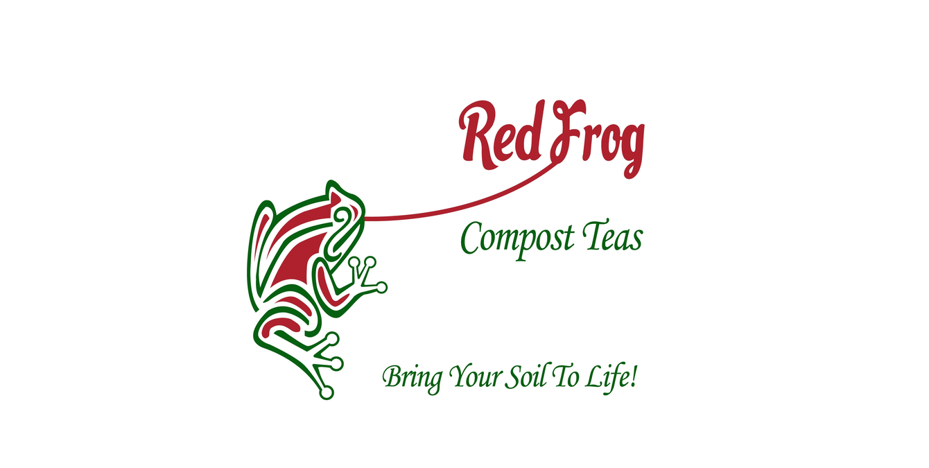 Red Frog Compost Teas