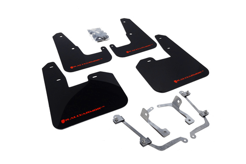 Rally Armor V2 08-11 STI (Hatch Only) / 11-14 WRX (Hatch Only) Mud Flaps