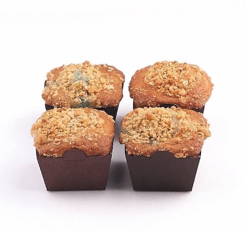 Homestyle Muffins