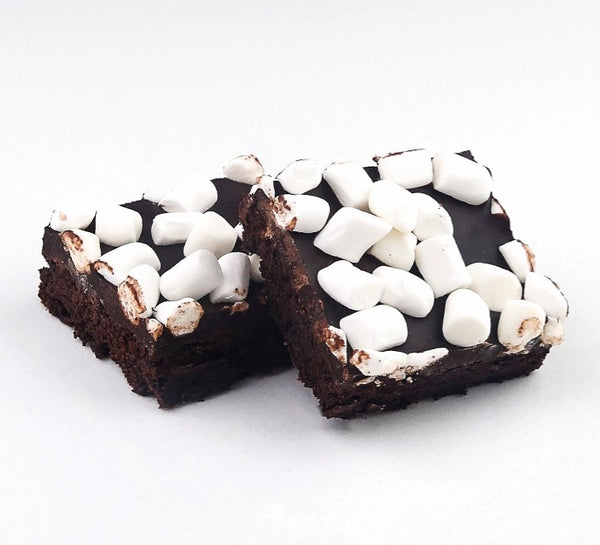 Marshmallow Brownie Bar