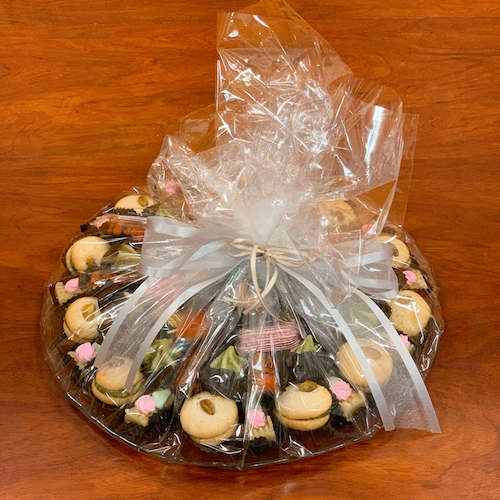 $75 Gift Platter - World of Chantilly