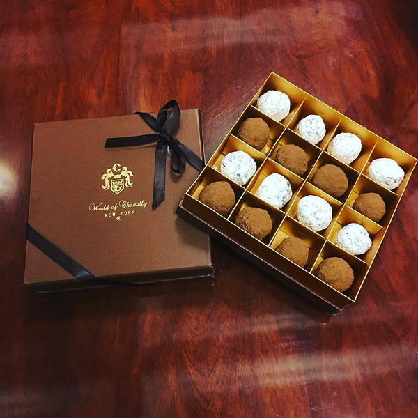 Chocolate Truffle Gift Box - World of Chantilly