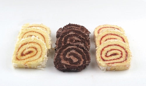 Assorted Jelly Rolls