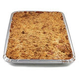 Apple Crumb In Foil Pan