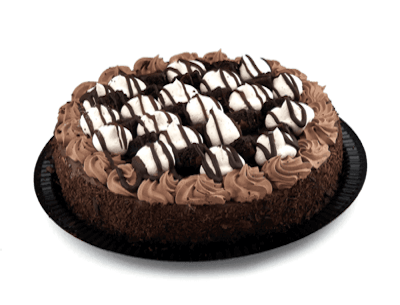"10"" Brownie Fudge - World of Chantilly"