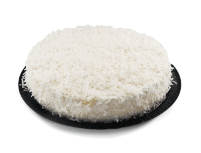 "10"" Coconut Cake - World of Chantilly"