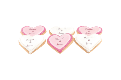 Heart Shaped Cookies - World of Chantilly