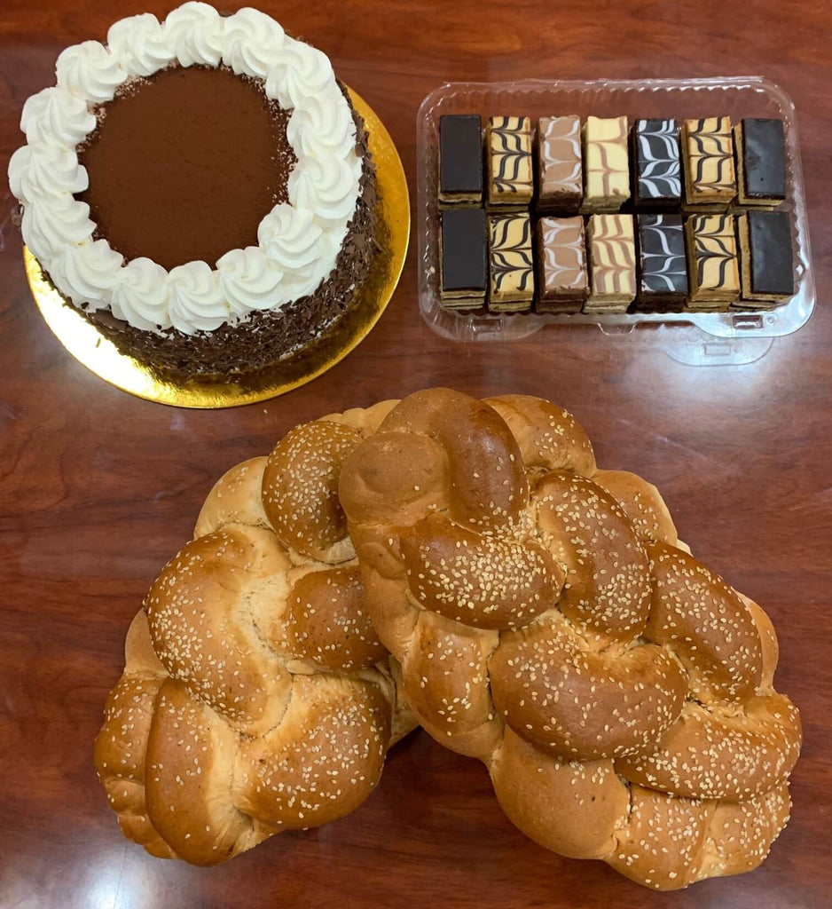 Shabbat Package #3 - World of Chantilly