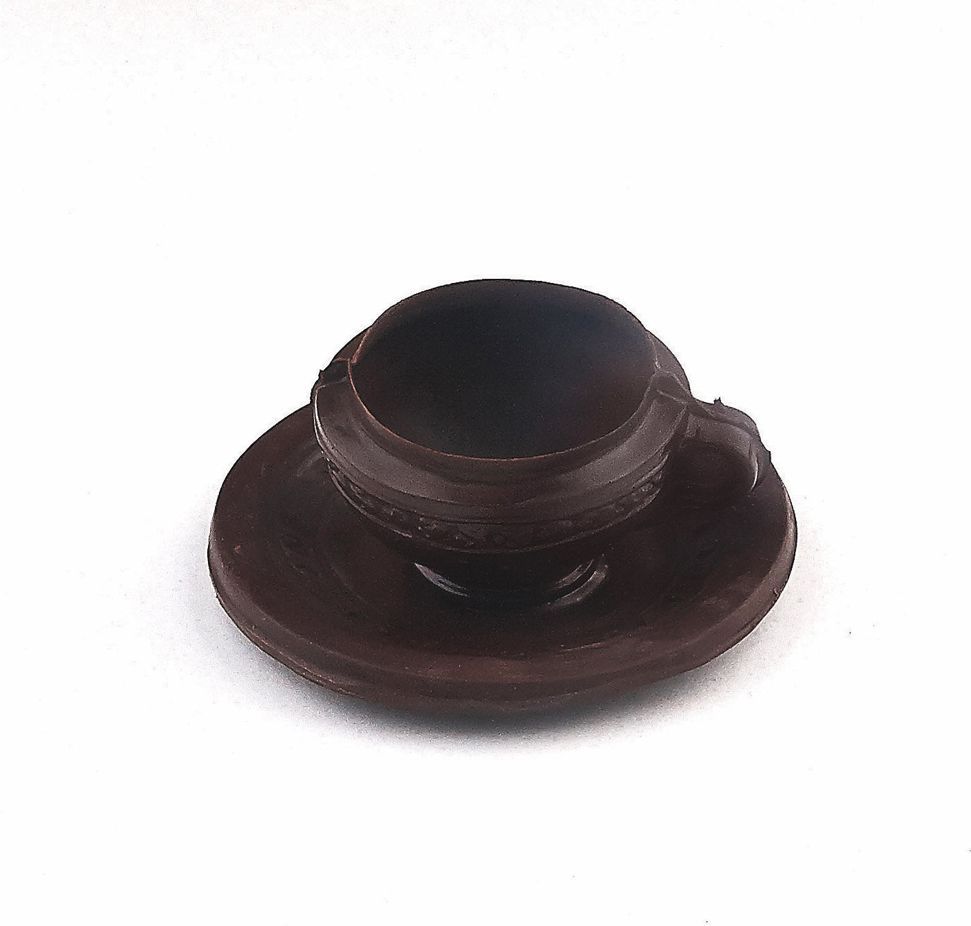 Large Chocolate Coffee Cup