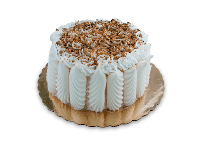 Praline Meringue Cake - World of Chantilly