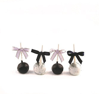 Cakepops With Ribbons